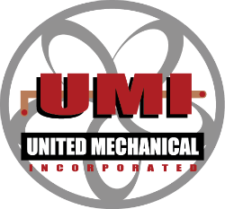 United Mechanical, Inc. Logo