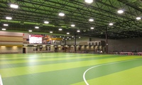 808Futsal – First indoor soccer facility in Hawaii. 52,000 sf facility with three futsal courts