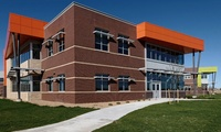 East Quad Campus High School Phase 1 – 75,800 sf 21st Century Learning Environment