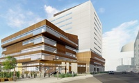 Design/Build, New, 343,000 SF, 5-story Center for Vision Neuroscience, LEED Gold.