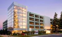 Santa Clara TechnologySquare Phase II East Parking Building; Santa Clara, CA –1,400 spaces, 6 levels