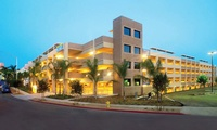Sharp Memorial Hospital; San Diego, CA –Original 994 spaces, 5 level PB + 663 spaces expansion