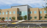 SLAC, LCLS Office: 22,150sf office and lab research facility. LEED Gold NC, Traditional Design Build.