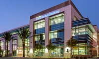 Sharp, Rees-Steely Wellness Center: Award winning medical office/parking. LEED Silver, Traditional Design Build.