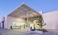 Solano CCD, Biotech Building: Award winning, CALGreen, LEED Silver NC. Traditional Design Build.