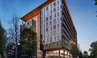 DGS New O Street Office Building: 360,000sf office/parking. LEED Platinum NC. Traditional Design Build.