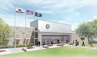 Stanislaus County Public Safety Center Expansion D/B; Ceres, CA; $82.4M; 2016