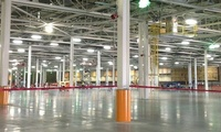 A new 380,000 sq. ft. expansion to the General Motors Body Shop located in Wentzville, Missouri.