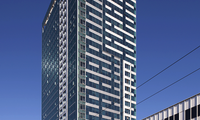 DBIA Award Winner, 29 story adaptive reuse of a former office to residential tower