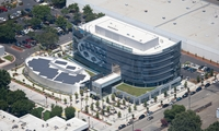 California State Lottery Headquarters, $52M, 165,000 s.f., LEED Gold