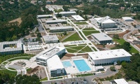 College of San Mateo CIP2 program - 140,000 sf College Center and 90,000 sf Health & Wellness Building with Aquatic Center.