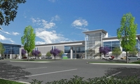 Vantage V1 Data Center Renovation D/B; Santa Clara, CA; $26M; LEED Platinum; 2012