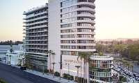 Waldorf Astoria: 12-Story luxury hotel located in Beverly Hills, CA