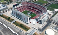 Levis Stadium: New 49ers Stadium in Santa Clara, CA