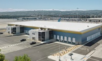 San Francisco Airport, West Field Cargo Facility / New 80,000 sf cargo handling and office facility