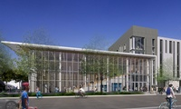UC Davis, Teaching and Learning Complex / New 102,000 sf complex / Targeting LEED Gold Certification