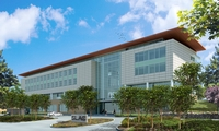 SLAC National Accelerator Lab B53 Science User Support. Bridging documents for new $42M, 65,000 SF, 4-story building.
