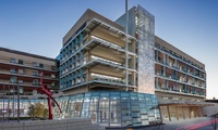 Lucile Packard Children's Hospital - The new Lucile Packard Children's Hospital was awarded LEED Platinum certification by the U.S. Green Building Council