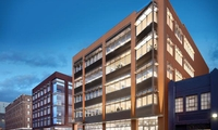 345 Brannan. New, 121,000 SF, 5-story, concrete shear wall office building located in SOMA.