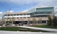 College of San Mateo College Center. Design/Build, new, 140,000 SF, $76M classroom/LRC/office building. LEED Gold.