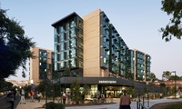 UC Irvine Middle Earth Housing Expansion, DBIA WPR Award Winner.
