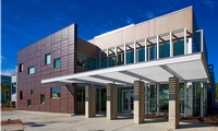 40,000 SF, two-story facility housing the Orthodontic Education and Training Program for students.