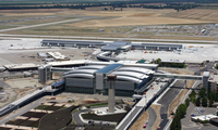 Sacramento International Airport Central Terminal B, $1.1B, 600,000 s.f., LEED Silver