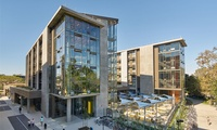 UC Irvine new Residence Halls total 884 beds, Student Housing Expansion, Irvine, CA