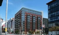 A new 11 story, 230 room hotel located in San Francisco. LEED Platinum Design